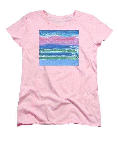 Isles  Women's T-Shirt (Standard Cut) by Don Koester