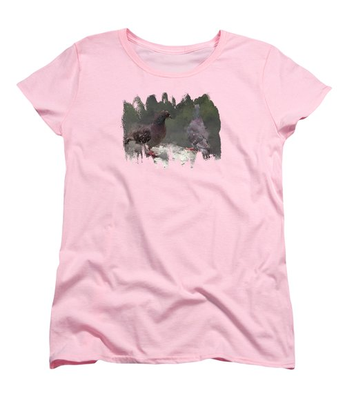 It's All In The Game Women's T-Shirt (Standard Cut)