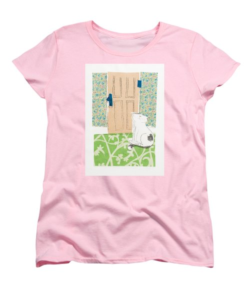 Ive Got Places To Go People To See Women's T-Shirt (Standard Cut) by Leela Payne