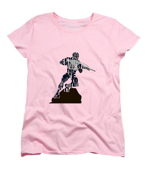 Jake Nomad Dunn Women's T-Shirt (Standard Cut) by Ayse Deniz