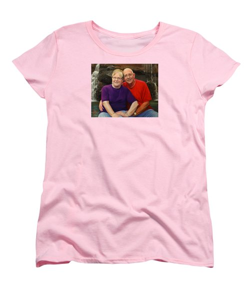 James And Judy Ballard Women's T-Shirt (Standard Cut)