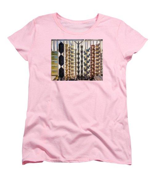 King Of Thrones Women's T-Shirt (Standard Cut) by Bill Pevlor