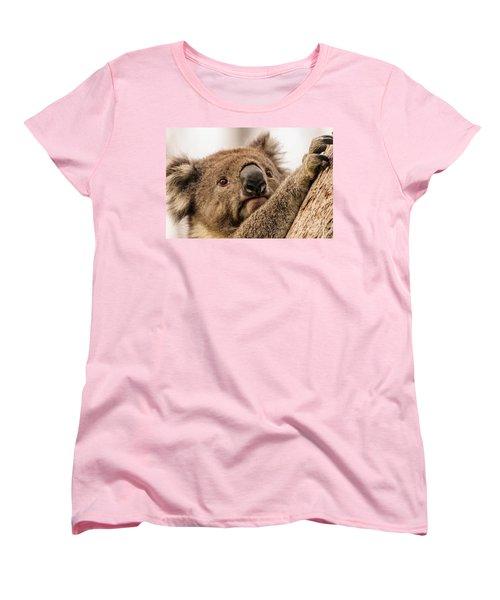 Koala 3 Women's T-Shirt (Standard Cut) by Werner Padarin