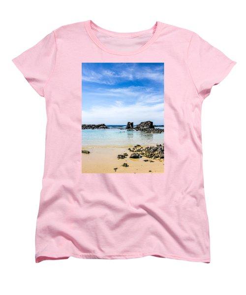 Kukio Women's T-Shirt (Standard Cut) by Denise Bird