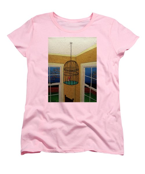 Lady Bird Women's T-Shirt (Standard Cut) by Thomas Blood