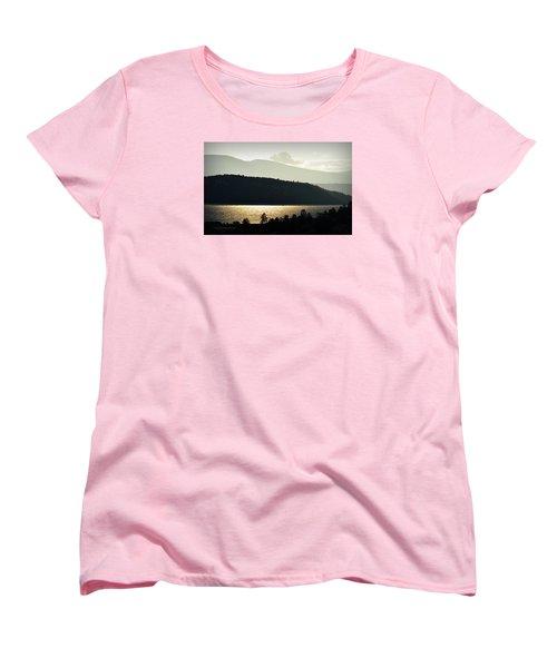 Lake Glimmer Women's T-Shirt (Standard Cut)