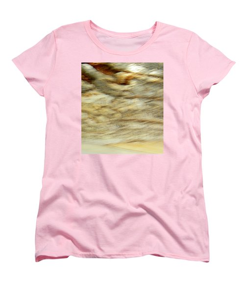 Women's T-Shirt (Standard Cut) featuring the photograph Land And Sky by Lenore Senior