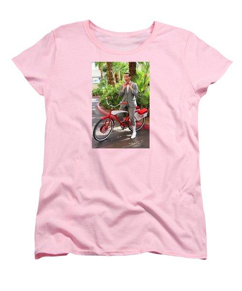 Las Vegas Pee Wee Women's T-Shirt (Standard Cut) by Iryna Goodall