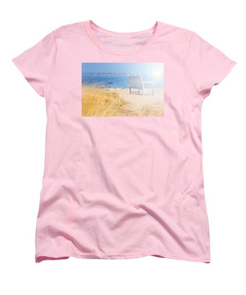 Last Breadth Of Summer Women's T-Shirt (Standard Cut) by Diana Angstadt