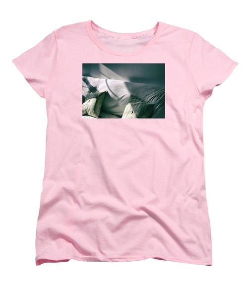 Leftover Light Women's T-Shirt (Standard Cut) by Steven Huszar