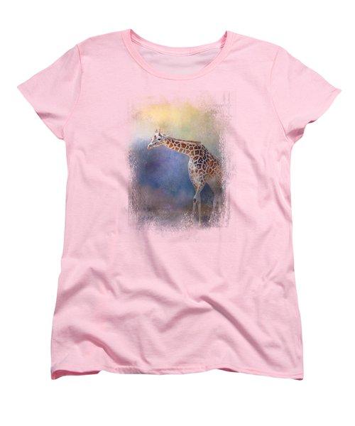Let The Sun Shine In Women's T-Shirt (Standard Cut) by Jai Johnson