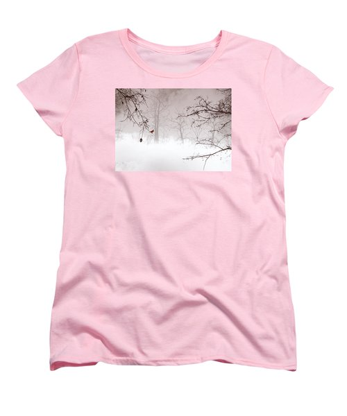 Listening Women's T-Shirt (Standard Cut) by Trilby Cole