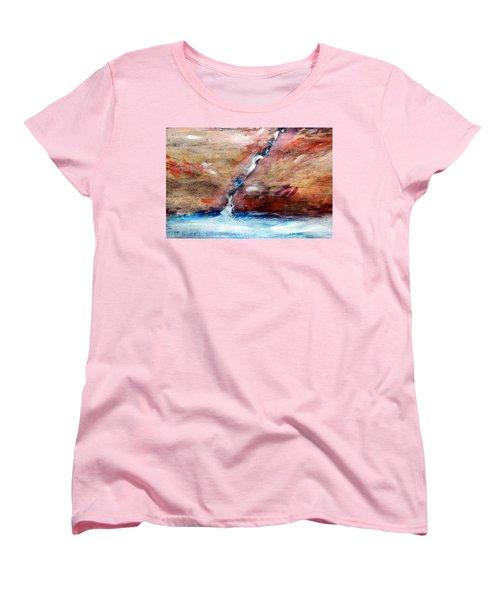 Living Water Women's T-Shirt (Standard Cut)