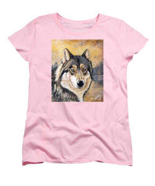 Loki Women's T-Shirt (Standard Cut) by Sandi Baker