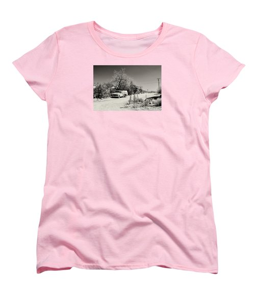 Long Way To Tennessee Women's T-Shirt (Standard Cut) by Juergen Klust