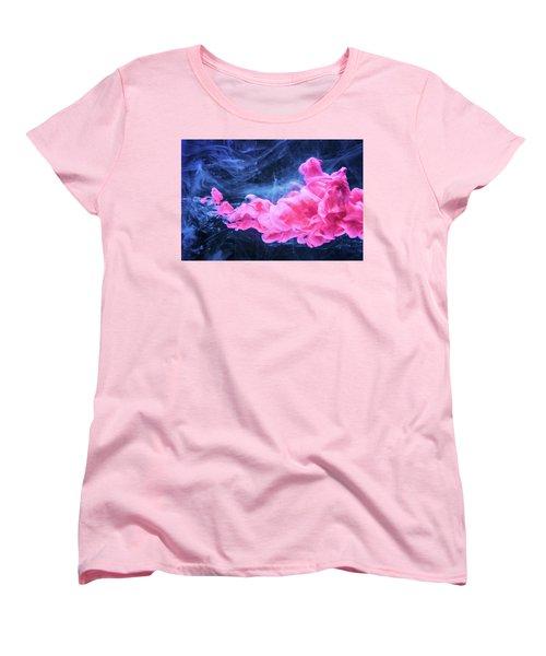 Looking For Fun - Modern Art Photography Women's T-Shirt (Standard Cut) by Modern Art Prints
