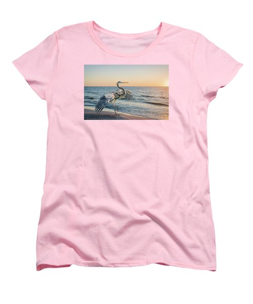 Looking For Supper Women's T-Shirt (Standard Cut) by Brian Tarr