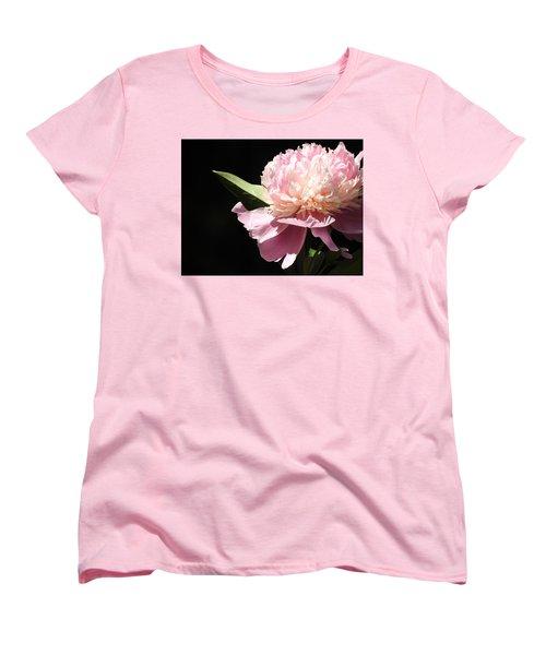 Loving The Sunshine Women's T-Shirt (Standard Cut) by Betty-Anne McDonald