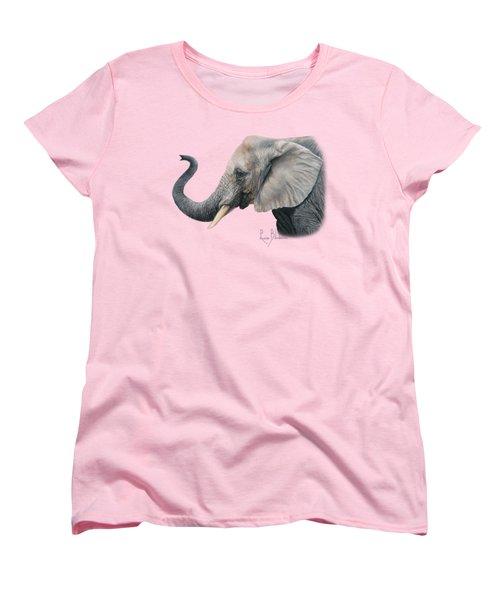 Lucky Women's T-Shirt (Standard Cut) by Lucie Bilodeau