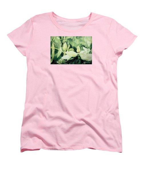 Magnolium Opus Women's T-Shirt (Standard Cut) by Elizabeth Carr