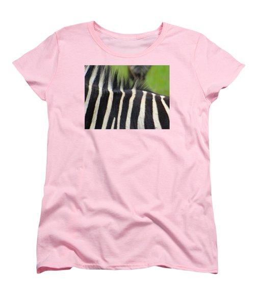Mainly Mane Women's T-Shirt (Standard Cut) by Exploramum Exploramum
