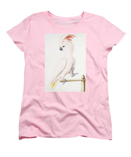 Major Mitchell's Cockatoo Women's T-Shirt (Standard Cut) by Nicolas Robert