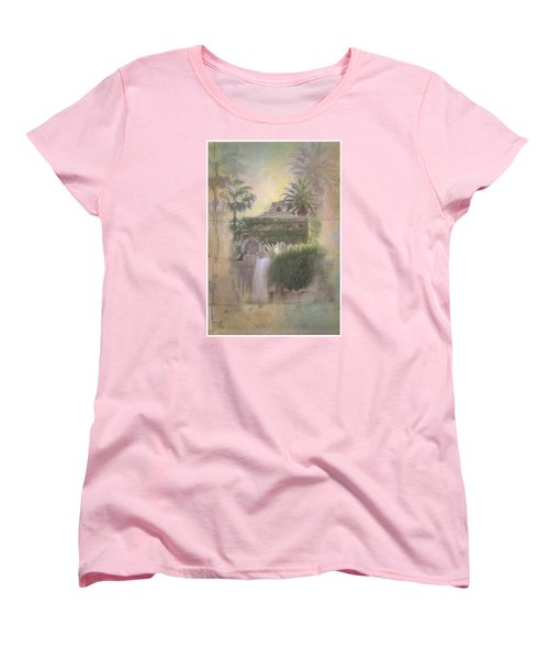 Mandalay Bay Women's T-Shirt (Standard Cut) by Christina Lihani