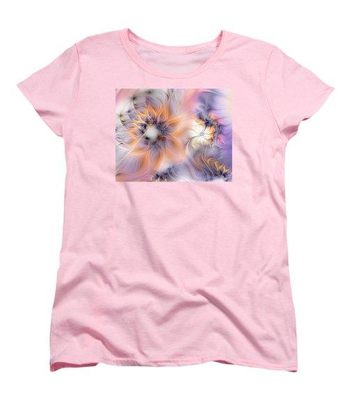 Marvel Women's T-Shirt (Standard Cut) by Casey Kotas