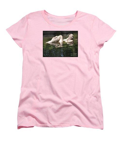 Mermaid Women's T-Shirt (Standard Cut) by Marat Essex