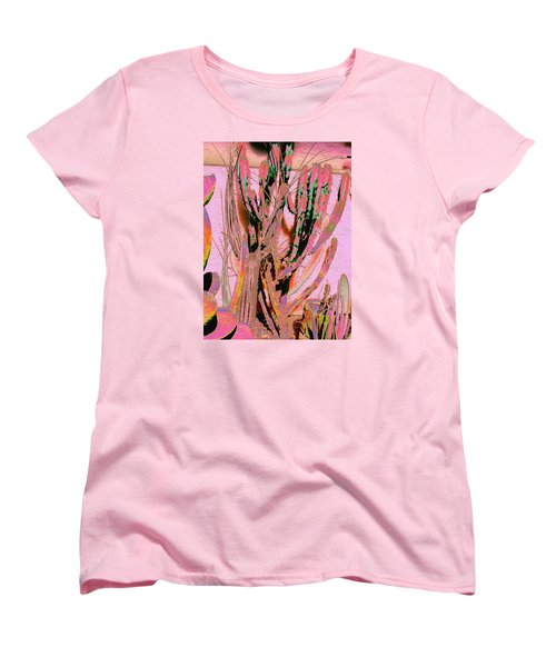 Mexico Colors 2 Women's T-Shirt (Standard Cut) by M Diane Bonaparte