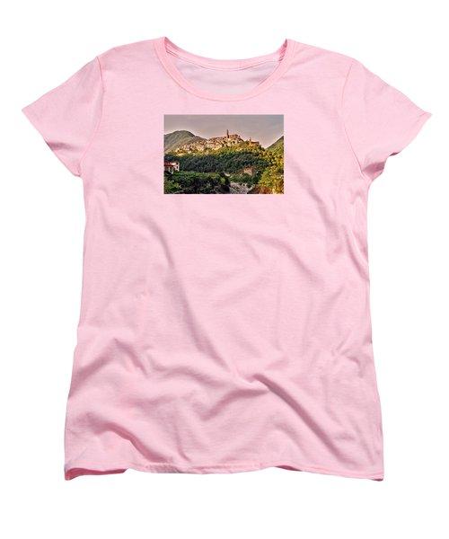 Montalto Ligure - Italy Women's T-Shirt (Standard Cut) by Juergen Weiss