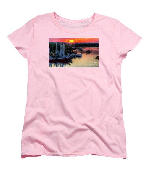 Morning Bliss Women's T-Shirt (Standard Cut)