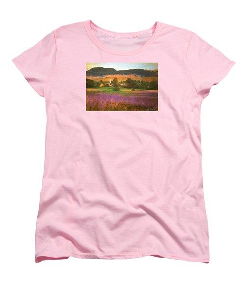 N. Troy Vt. Women's T-Shirt (Standard Cut)