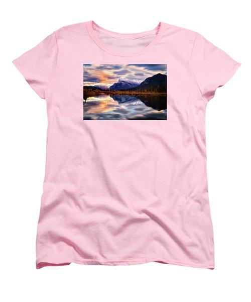 Natural Mirror Women's T-Shirt (Standard Cut) by Nicki Frates