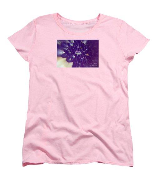 Nature Abstract Women's T-Shirt (Standard Cut) by Yumi Johnson