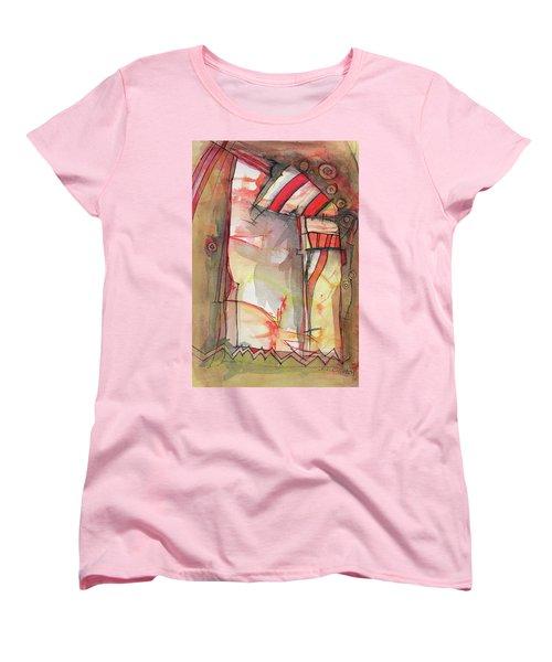 Nautical Mystery Women's T-Shirt (Standard Cut) by Sandra Church