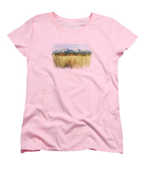 Not Far Away Women's T-Shirt (Standard Cut) by Ivana Westin