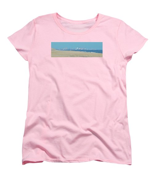 Oc Inlet Color Women's T-Shirt (Standard Cut) by William Bartholomew