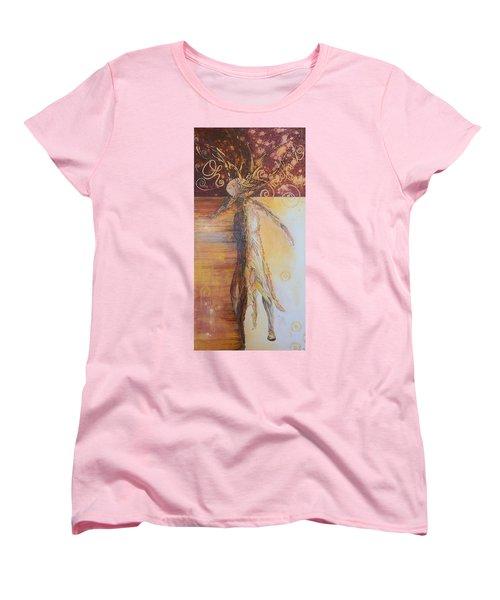 Oh Sweetheart Women's T-Shirt (Standard Cut) by Theresa Marie Johnson