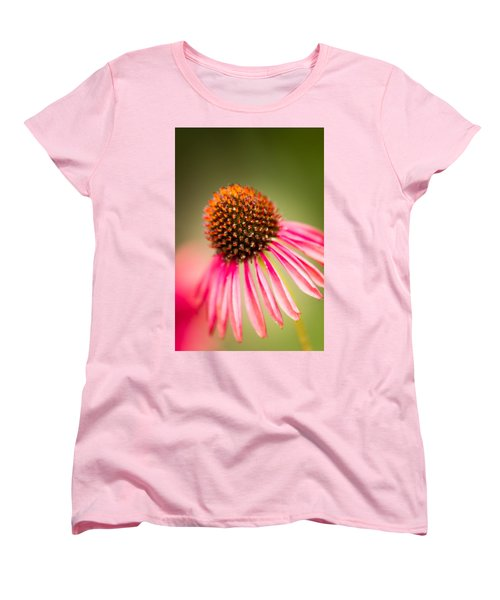 Women's T-Shirt (Standard Cut) featuring the photograph One by Wade Brooks