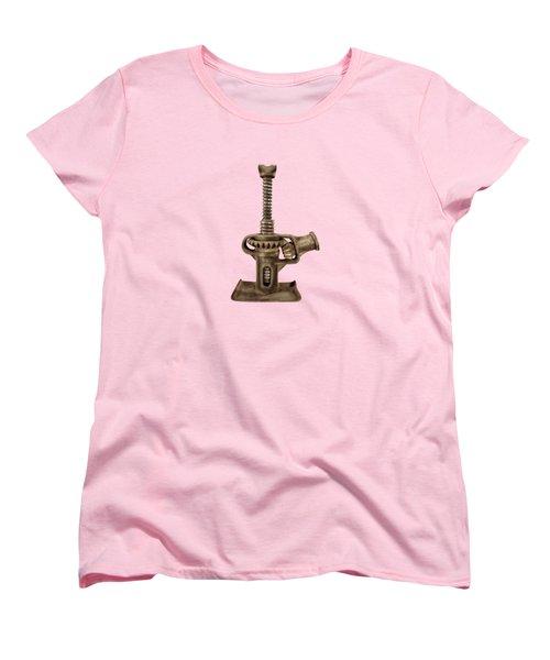 Open Gear Screw Jack I Women's T-Shirt (Standard Fit)