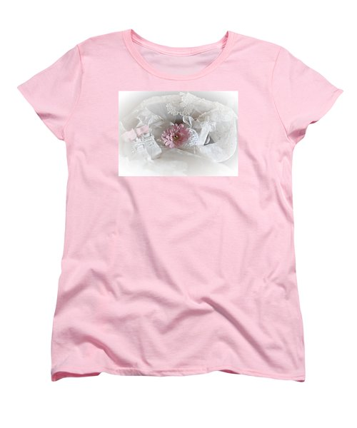 Women's T-Shirt (Standard Cut) featuring the photograph Our Little Girl Is All Grown Up by Sherry Hallemeier