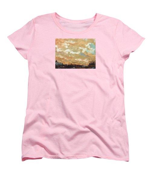 Overwhelming Goodness Women's T-Shirt (Standard Cut) by Nathan Rhoads