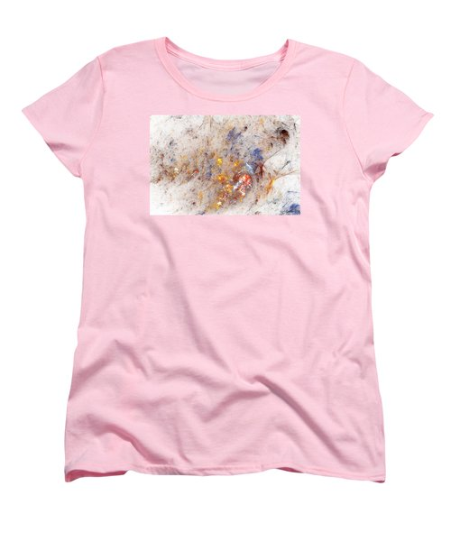 Paean To Pollack Women's T-Shirt (Standard Cut) by Casey Kotas