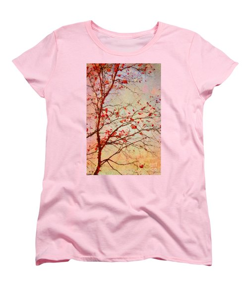 Parsi-parla - D04c03t01 Women's T-Shirt (Standard Cut) by Variance Collections