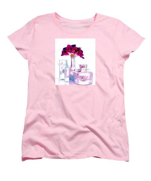 Pastels And Beauty Women's T-Shirt (Standard Cut) by Marsha Heiken