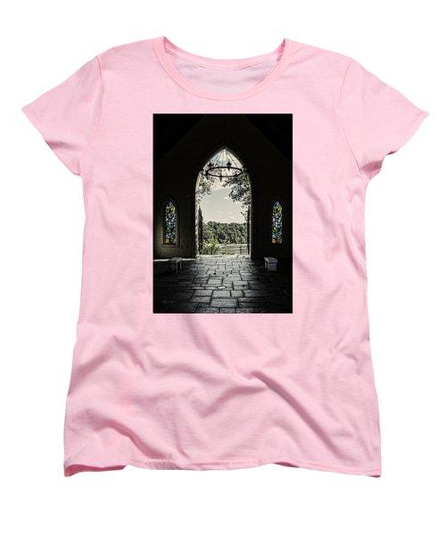 Peaceful Resting  Women's T-Shirt (Standard Cut)