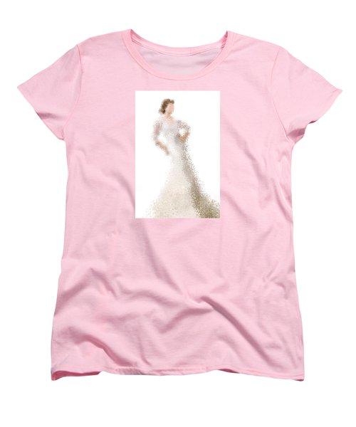 Women's T-Shirt (Standard Cut) featuring the digital art Penelope by Nancy Levan