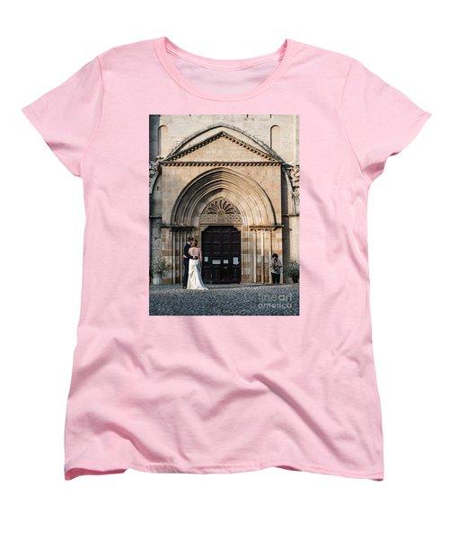 Photographer Women's T-Shirt (Standard Cut) by Joseph Yarbrough