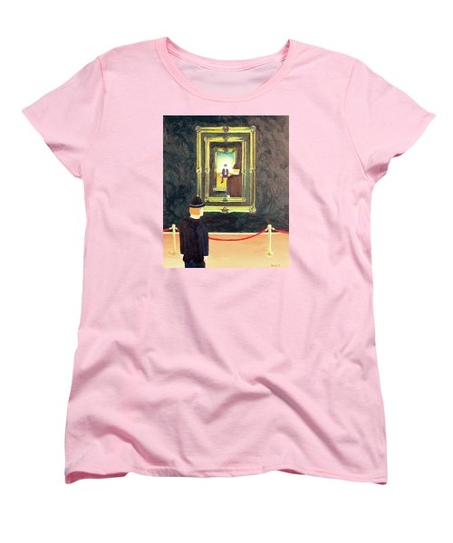 Pictures At An Exhibition Women's T-Shirt (Standard Cut)
